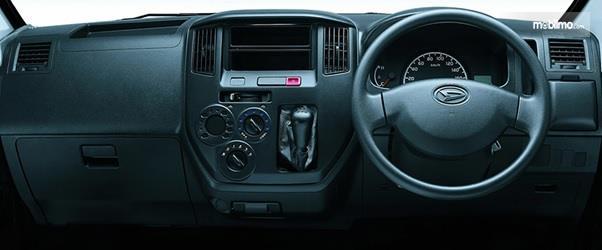 Daihatsu Gran Max 2016 Memiliki Dashboard Standar