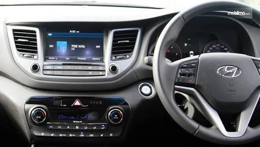 Setir Hyundai Tucson 2017 Sangat Stylish