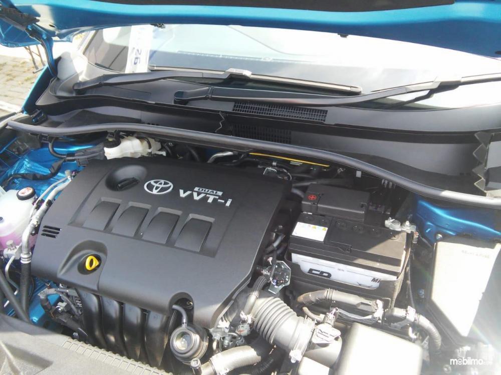 mesin Toyota C-HR 2018 berkapasitas 1.798 cc