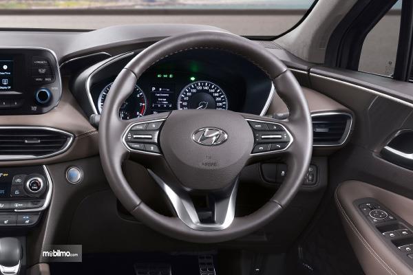 Hyundai New Santa Fe 2018 Memiliki Material Yang Baik dan Ukurannya Pas
