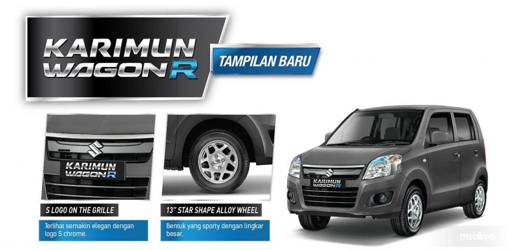 Banner Suzuki Karimun Wagon R Indonesia