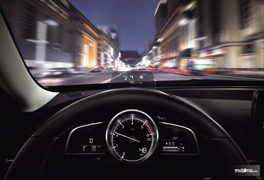 Mazda New CX-3 2018 Memiliki Fitur Teknologi Terdepan