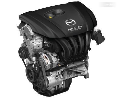 Mazda New CX-3 2018 Dengan Mesin SKYACTIV-G 2.0T In-Line 4 Cylinder DOHC 16 Valve