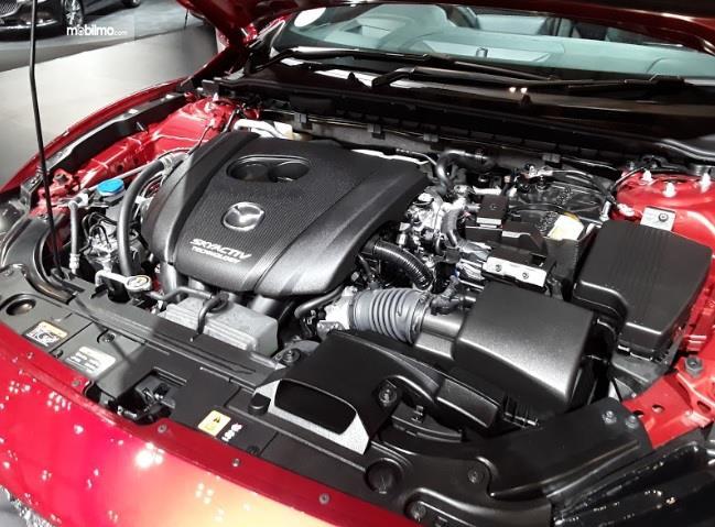 Mazda6 Sedan 2018 Dibekali Mesin SKYACTIV-G 2.5L