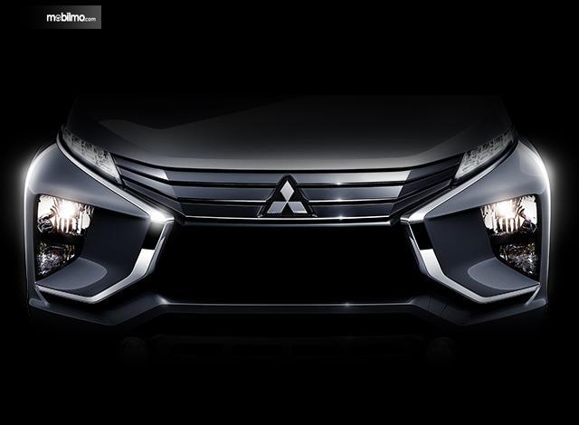 Foto Lampu depan Xpander, futuristik