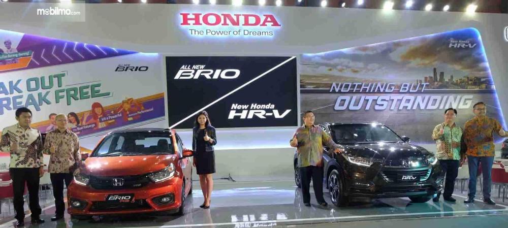 Foto Booth Honda di GIIAS Makassar 2018