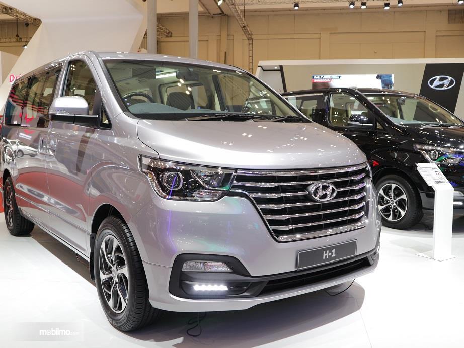Hyundai H-1 2018 yang diperkenalkan di ajang GIIAS 2018