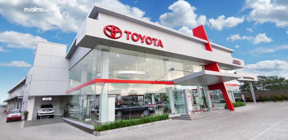 Foto salah satu Dealer Toyota Auto2000, megah