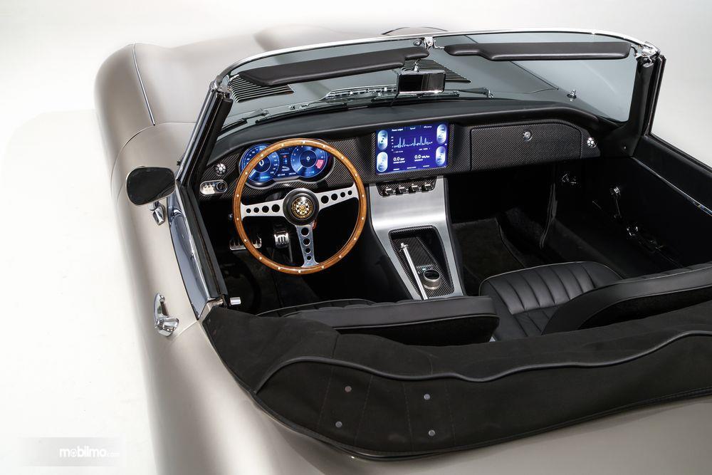 Foto Interior Jaguar Classic E-type Zero