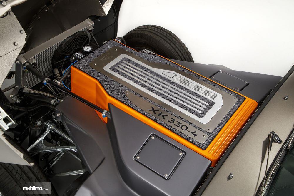 Foto mesin Jaguar Classic E-type Zero