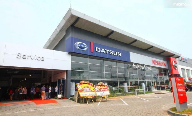 diler Nissan-Datsun ke-105 yang resmi berdiri di Bekasi