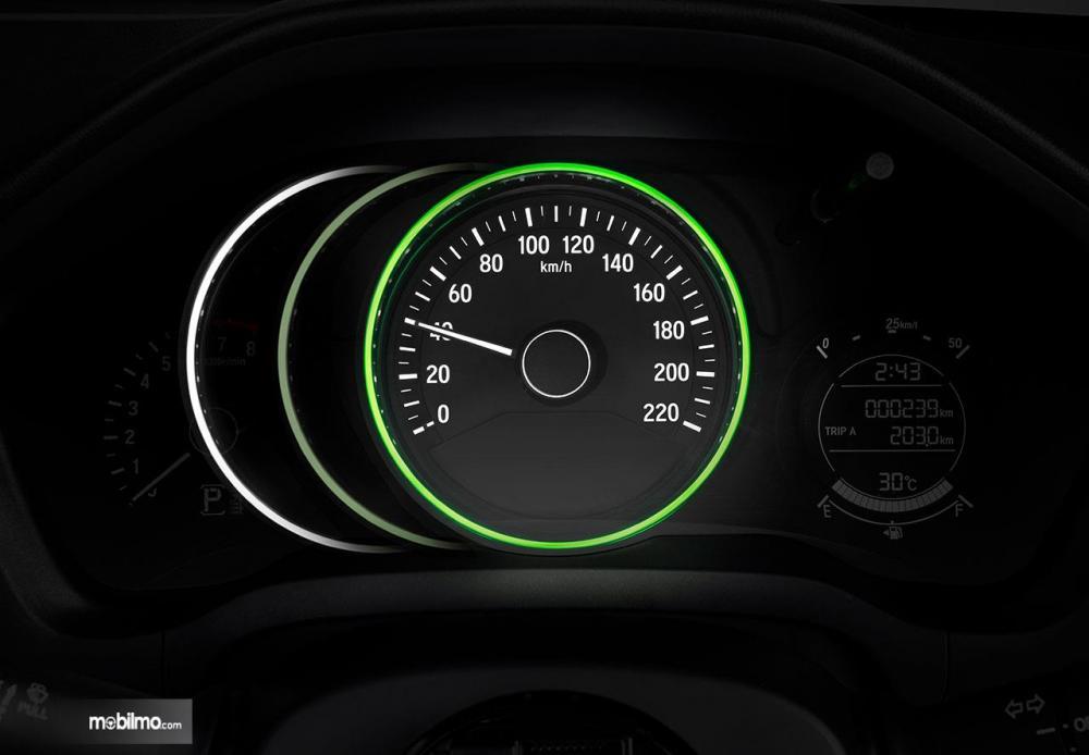 Tampak sebuah eco indicator pada New Honda HR-V 1.5L E Special Edition