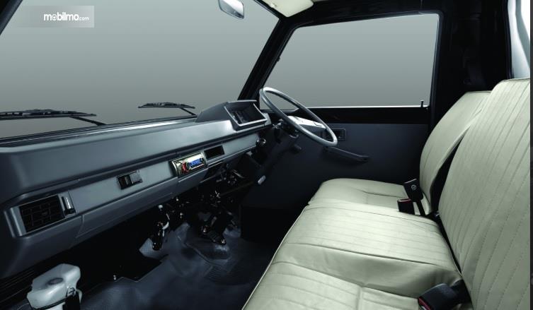 Dashboard Mitsubishi Colt L300 Pick Up 2018 Kini Lebih Lebar
