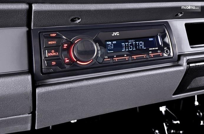 Mitsubishi Colt L300 Pick Up 2018 Memiliki Fitur Audio Standar