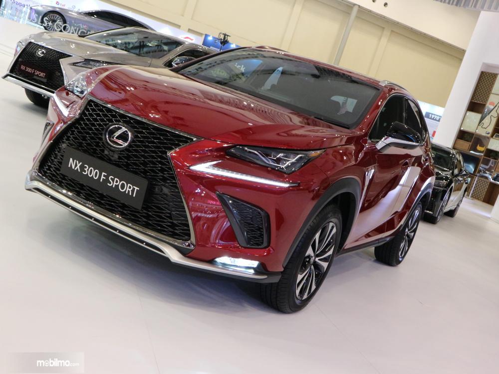 F Sport Lexus >> Review Dan Impresi Lexus Nx300t F Sport 2018