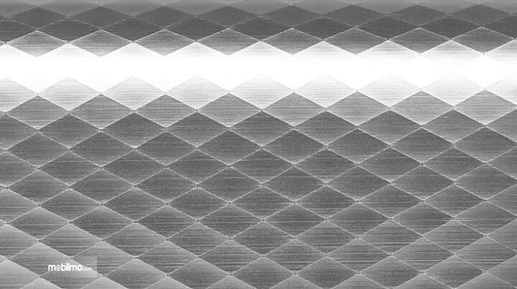 Tampak motif guratan naguri-style ornamenation di Lexus NX300T F-Sport 2018