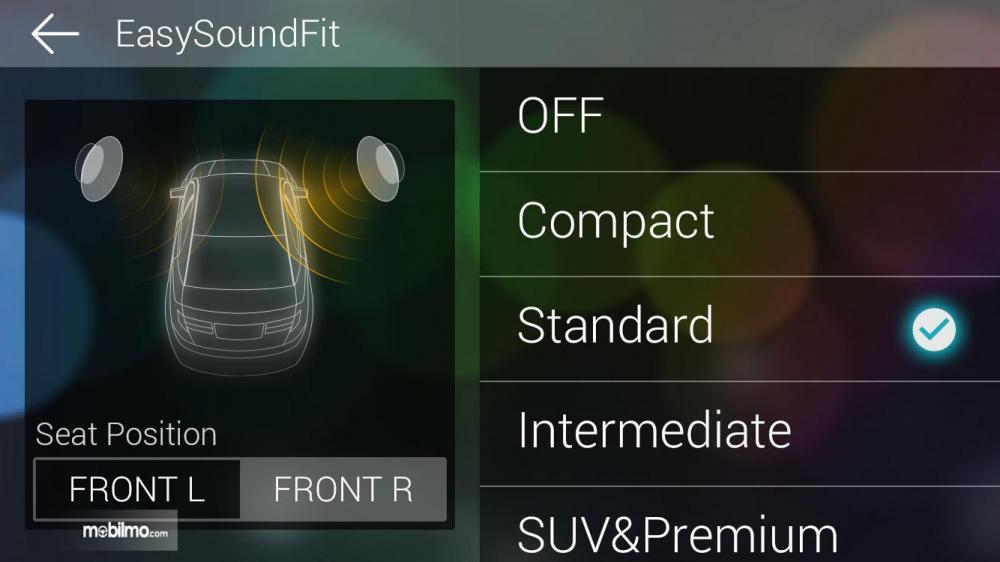 Pengaturan maksimal terhadap Pioneer Smart Sync