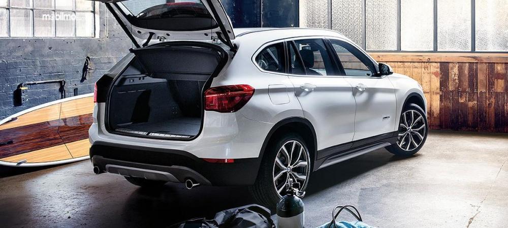 BMW X1 2018 Memiliki Kapasitas Bagasi 505 Liter