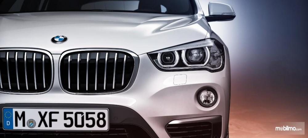 BMW X1 2018 Mendapat Kidney Grill Khas