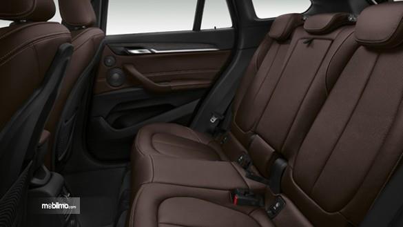 Panjangnya Whelbase BMW X1 2018 Membuat Kelegaan Semakin Terjamin