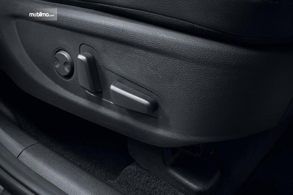 Hyundai Santa Fe 2018 Mendapat Pengaturan Kursi Pengemudi Elektrik