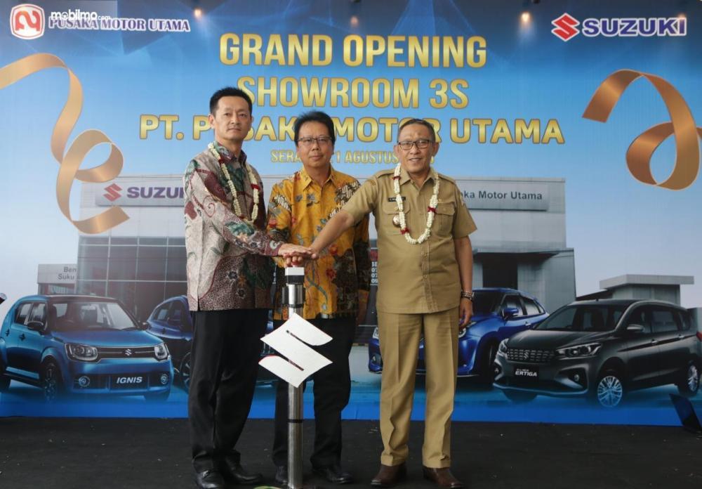 Suzuki siap perkuat basis di Indonesia