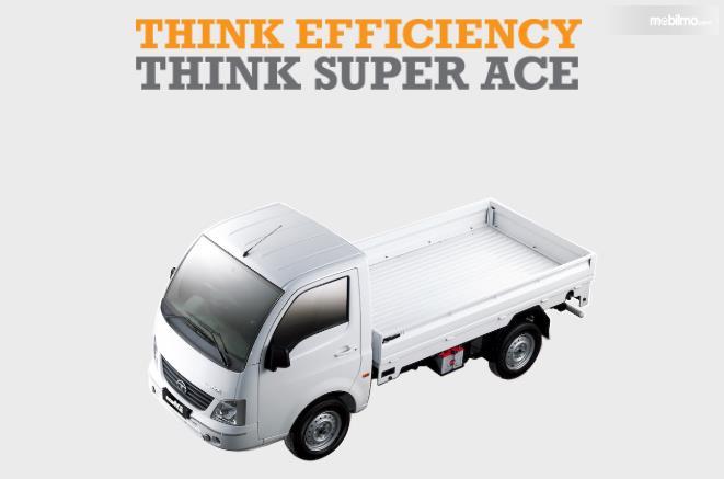 Tata Super Ace Diesel 2018 Dengan Panjang Bak 2630 mm