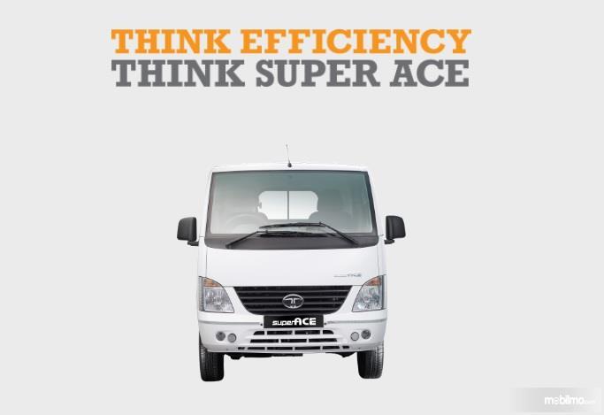 Tata Super Ace Diesel 2018 Punya Wiper Dengan Sapuan Dua Arah