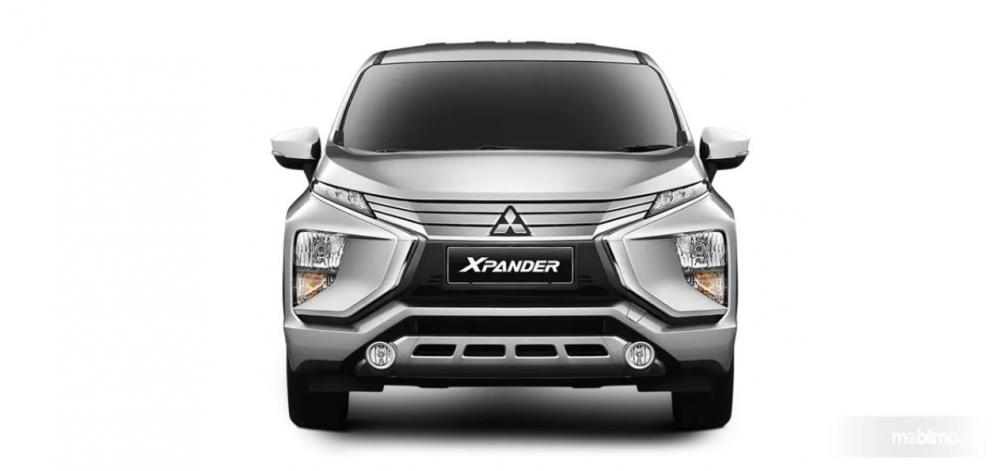 Desain Bagian Depan Mitsubishi Xpander Sport M/T 2018 Dengan Attractive Dynamic Design