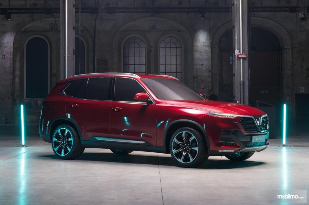 Mobil berjenis SUV bermerk Vinfast akan jadi andalan VinGroup