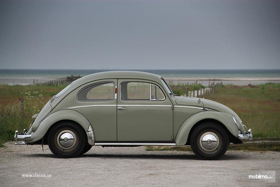 Sejarah Volkswagen Beetle Dari Porsche Nazi Hingga Ikon Kelahiran Kembali Jerman