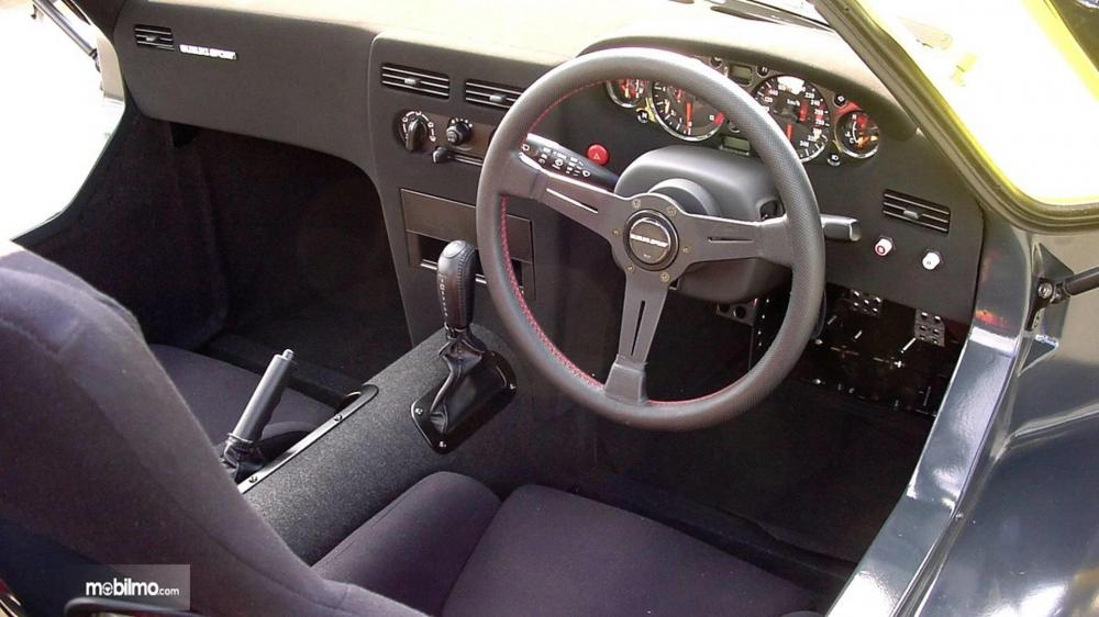 Foto interior Mobil Suzuki Hayabusa Sport Prototype, sederhana