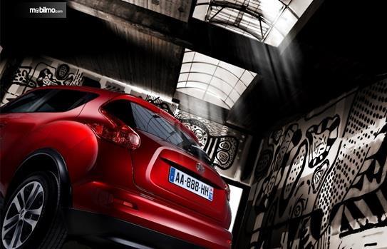 Bumper Nissan Juke 2018 Dengan Desain Bulat Khas Juke
