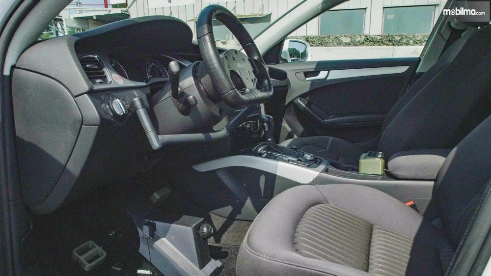 Gambar yang menunjukan pedal sepeda FitCar PPV Prototype 2