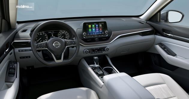 Dashboard Nissan Teana 2019 Lebih Modern