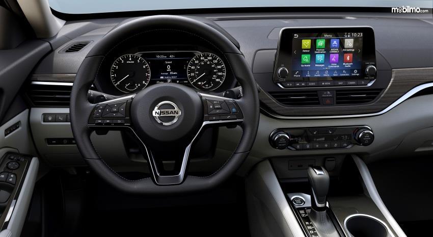 Nissan Teana 2019 Dengan Kemudi Flat Disisi Bawah