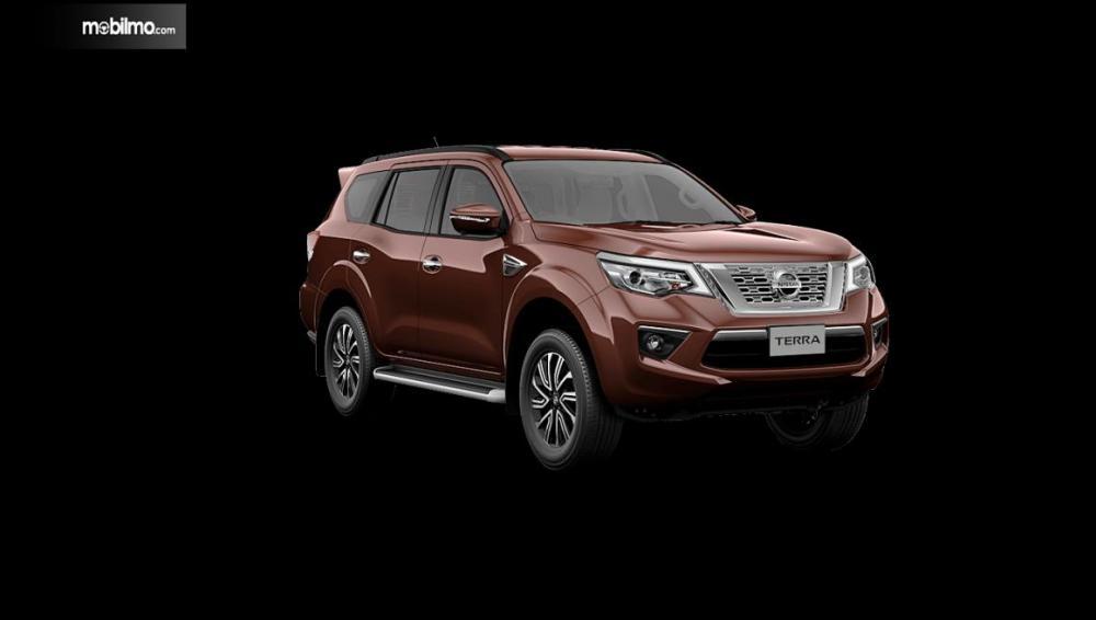 Nissan Terra 2.5VL 2018