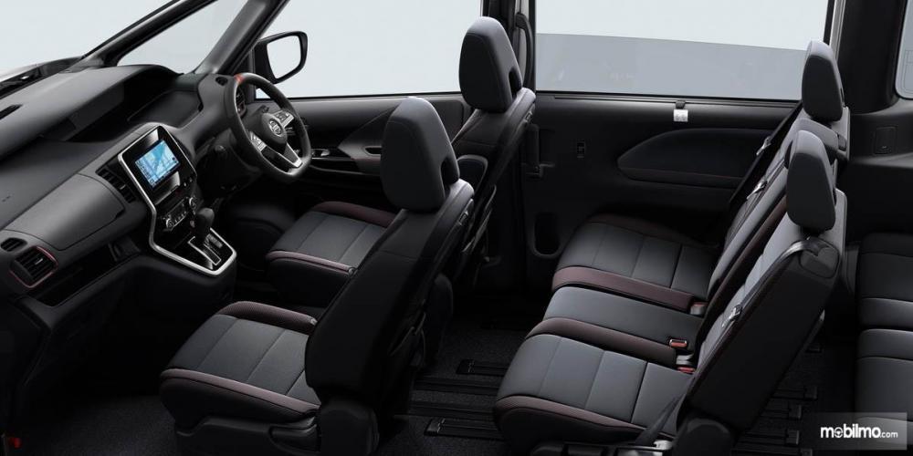 Nissan Serena 2018 Dengan Format Kursi Yang Lebih Unik