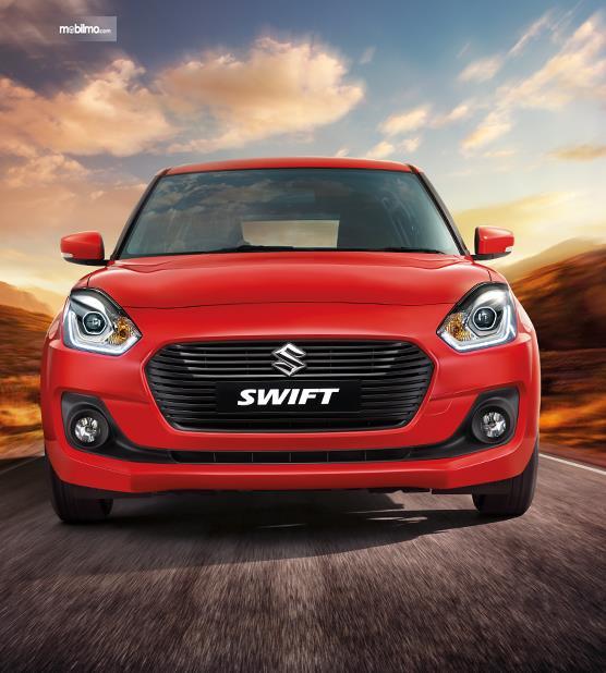 Review Suzuki Swift 2019