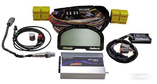 gambar menunjukan On Board Computer dan ECU