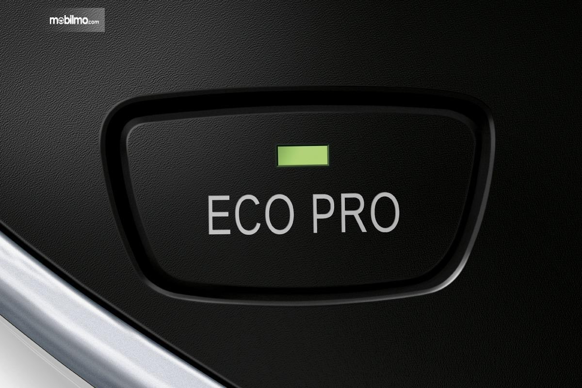 Mode Eco membuat mobil lebih hemat bahan bakar