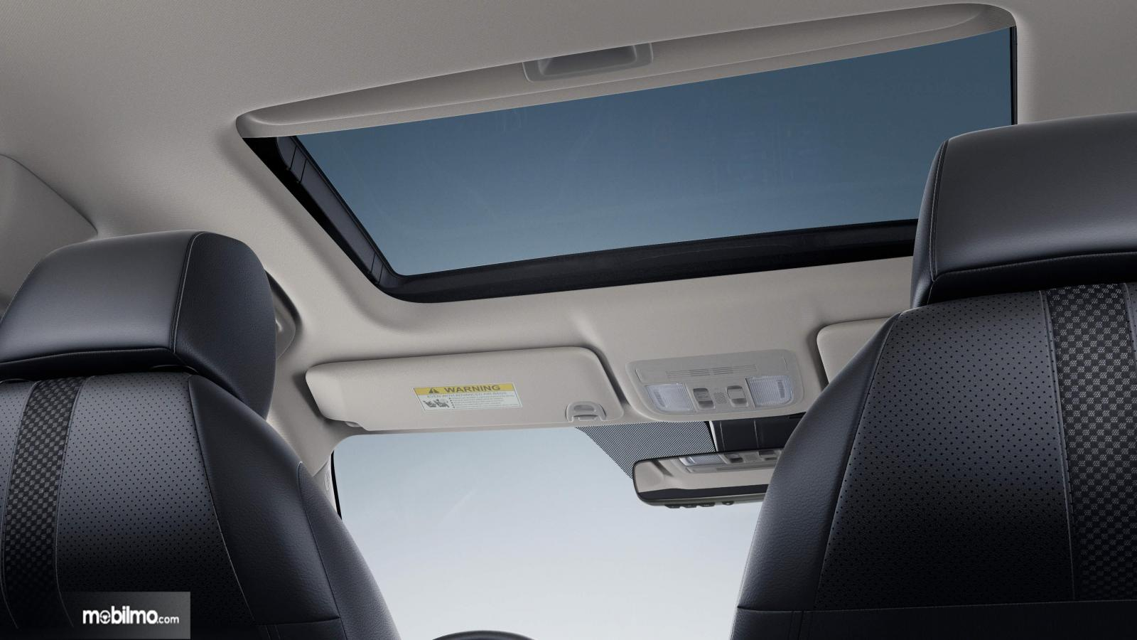 Gambar panoramic roof Honda Civic 2019