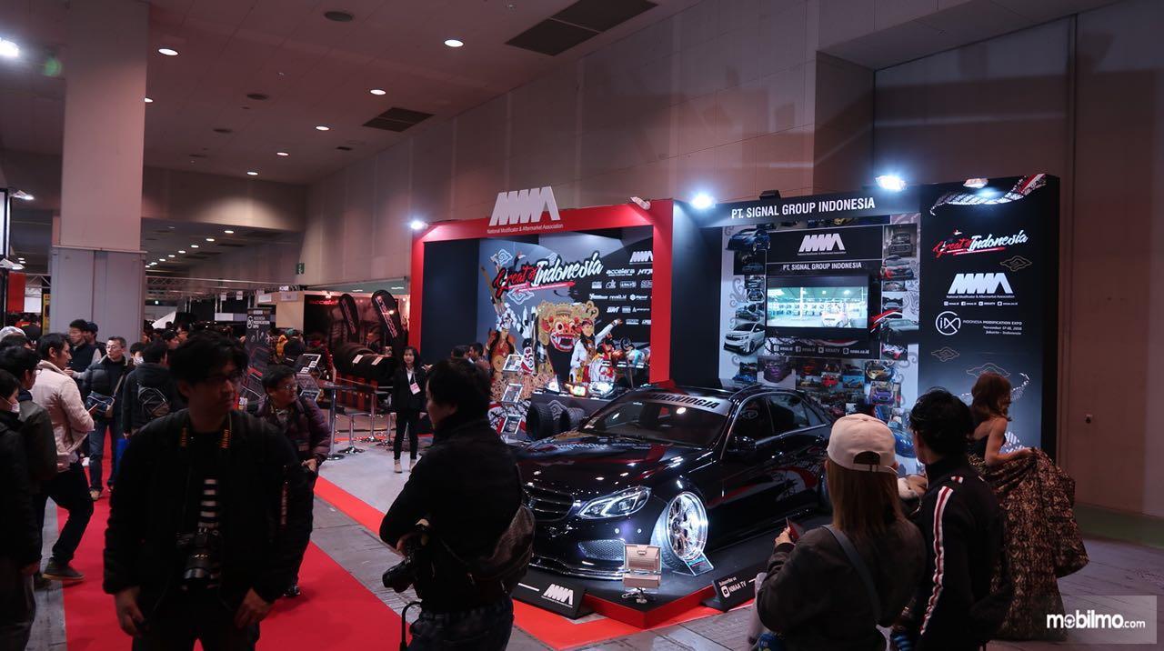 Gambar NMAA Osaka Auto