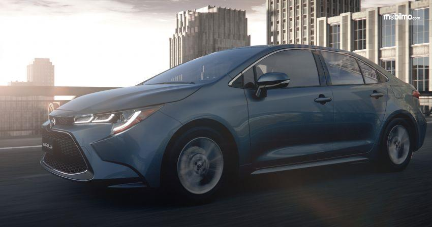 Gambar Toyota Corolla Altis 2019