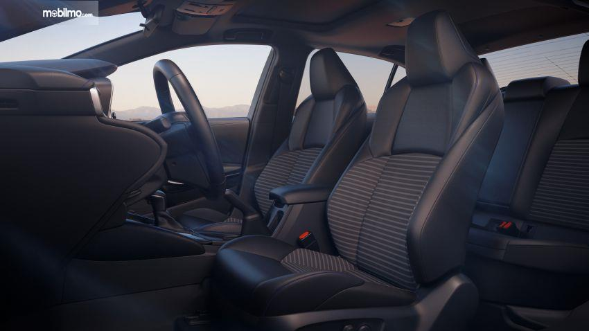 Gambar fitur terbaru Toyota Corolla Altis 2019