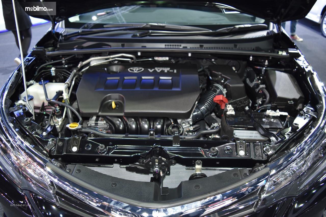 Gambar mesin Toyota Corolla Altis 2019