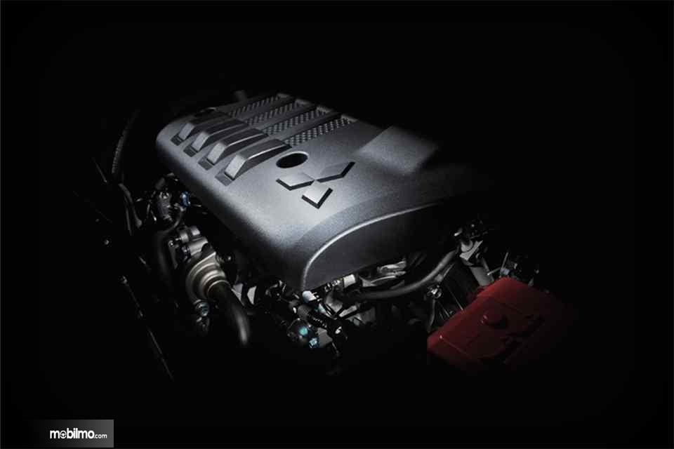 Gambar mesin Mitsubishi Delica D:5 2019