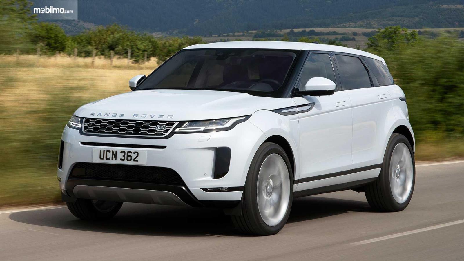 Gambar perjalanan Land Rover Range Rover 2019