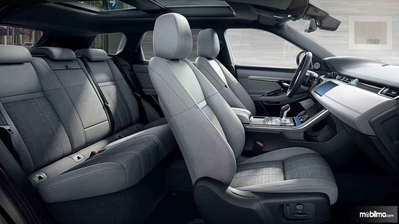 Gambar kursi Land Rover Range Rover Evoque 2019
