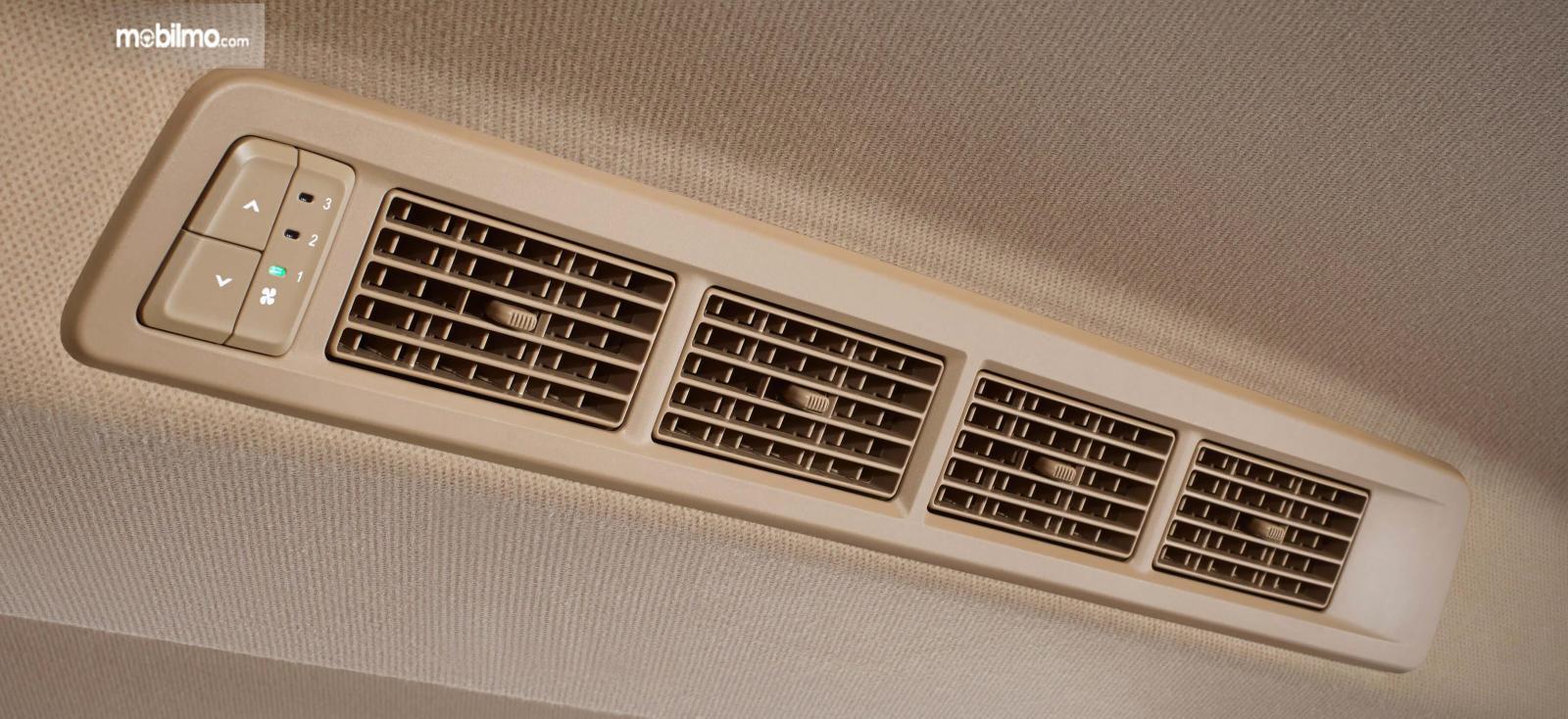 Foto AC double blower Wuling Confero S